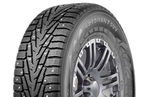 ШиныШины Nokian Winguard Ice SUV 225/60R17