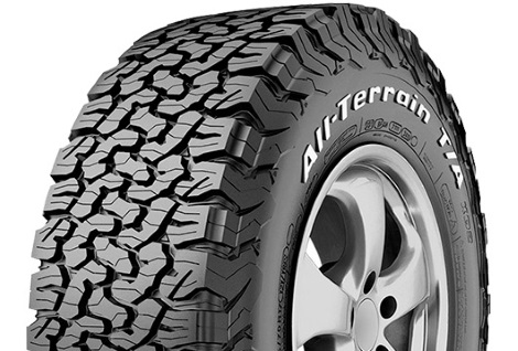 Шины BF Goodrich All Terrain T/A KO2 285/75R16