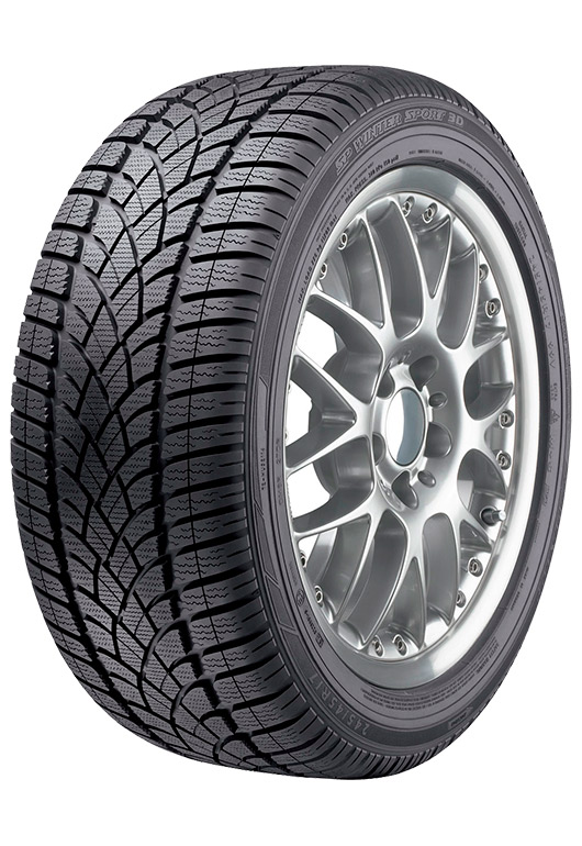 ШиныШины Dunlop SP WinterSport 3D 245/45R19 102V
