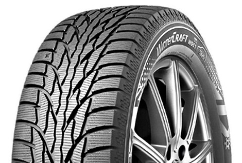 Шины Kumho WinterCraft SUV Ice WS51 245/55R19 T107