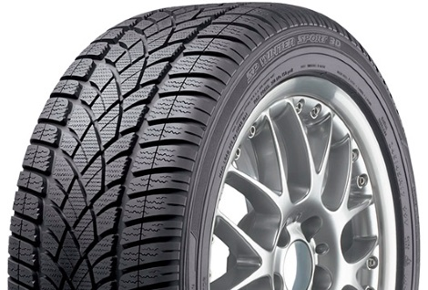 Dunlop SP WinterSport 3D 245/45R19 102V