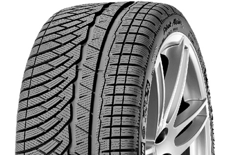 ШиныШины Michelin Pilot Alpin 5 235/40R19