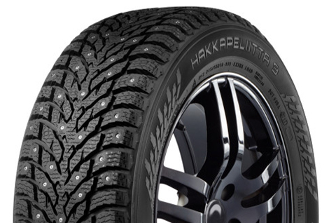 ШиниШини Nokian Winguard Ice SUV 225/65R17