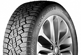 Continental ContiIceContact 2 155/65R14 75T